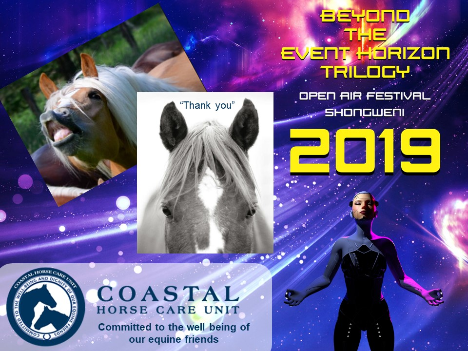 In support of the Coastal Horse Care Unit